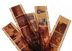 Scanning and restoration of negatives - transfer to dvd